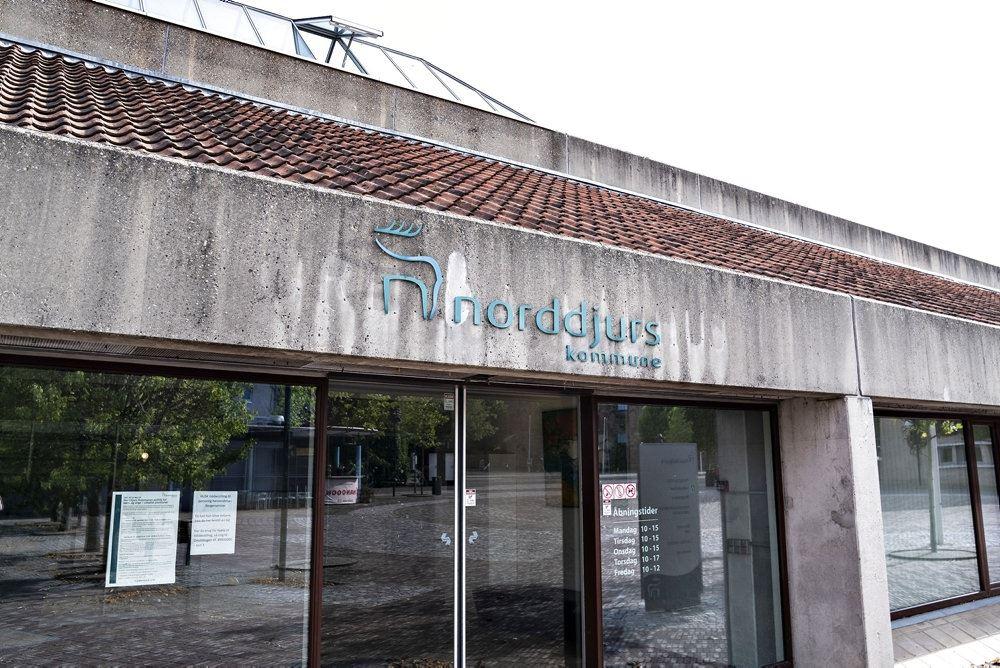Rådhuset i Norddjurs Kommune