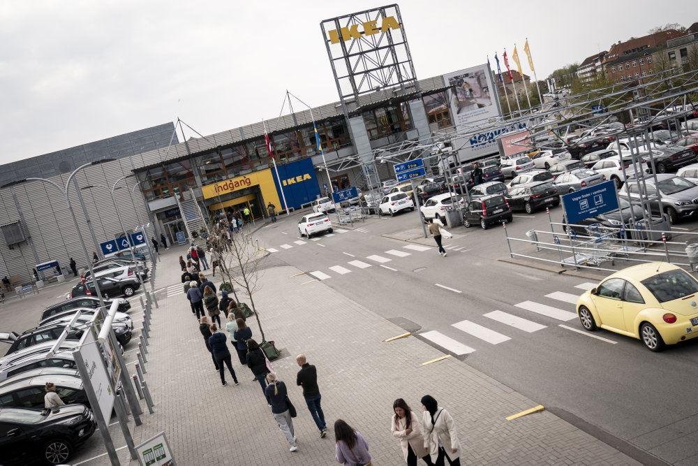 Ikea Frankfurt Corona